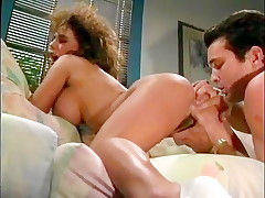 Horny tight ass chick from classic porn movies