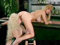 Classicporn lesbian episode with some dildo play
