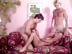 The best and wildest seventies porn threesome