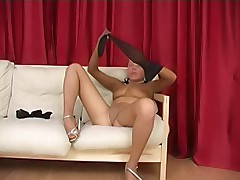 Full of fuck pantyhose wearing lesbians