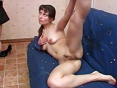 Several videos of nude lesbian action lesson