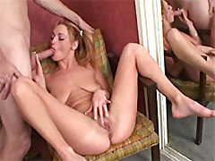 Young com loving bitch gets nailed and jizzed