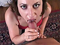 Huge assed coed takes cock up her tight anal