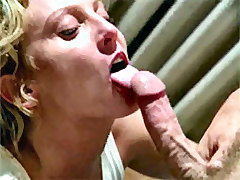 Wet pussy amateur gets doggystyled hardly