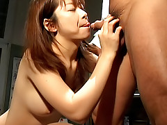 Night Nurses naughty Asian sluts playing three way with a patient on the table