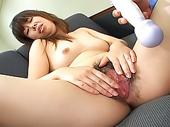 Yumi Takeda Slutty Japanese babe gets a hard fucking and is anally creamed