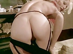 Young and Hung retro classic porn