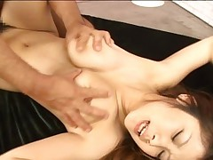 Moka Horny Asian girl gets fucked in many positions by her date