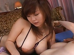Nami Kimura really knows how to please her girlfriend in this vid