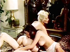 The Big Leagues retro sex film