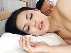 Maria Ozawa Asian with round cans and ass is pumped from behind