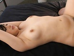Saori Hara Asian has bobbies fondled while is fucked in vagina