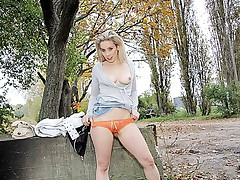Outdoor fuck video from my archve