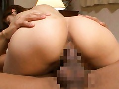 Yuma Asami Asian shows her holes that will be screwed by stiffy