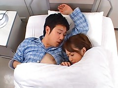 Akiho Yoshizawa nurse doesn't allow patient to sleep arousing him