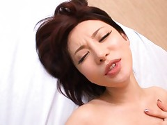 Yuria Satomi Asian with such appetizing body is deeply pumped
