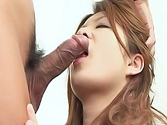 Japanese AV Model is out for a fucking at a party and she gets a pounding