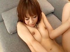Misa Kikouden Asian teen has sex and gets a pussy pounding by her guy