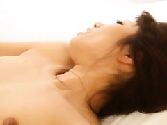 Alice Miyuki Asian has slit teased with man tongue and fingered