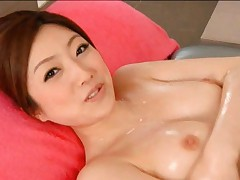Ai Haneda hot lesbians rubbing each other's wet sexy bodies