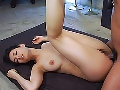 Maria Ozawa pretty Asian hottie enjoys going for a hard cock ride on her date