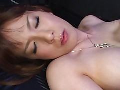 Ryo Tsujimoto sweet and innocent as her clit is rubbed