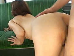 Honami Takasaka getting lots of dong in peach including doggy