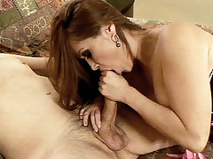 Live sex with stacked Asian model Kianna Dior slurping a juicy cock and humping on top to take it in her gash