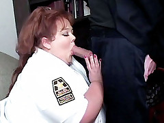 Gorgeous BBW Zaze Jeanette sits on the sofa getting her tits squeeze a huge dick live