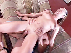 Big boobed Tiana Lynn spreading her legs to take a massive prick live in this video samples