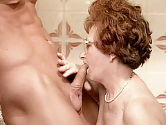 An older and more experienced Sabrina getting pumped by a younger guy live in this vids