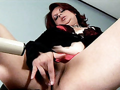 Hot fatty Suelen Monteiro ends up on the floor as she has her pussy drilled hard